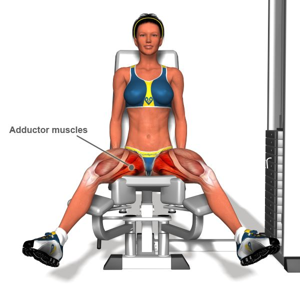 abductor machine alternative