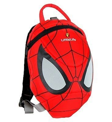 Little Life LittleLife Spiderman Toddler Daysack