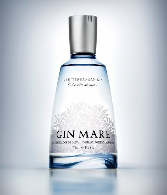 Gin Mare on Packaging of the World - Creative Package Design Gallery