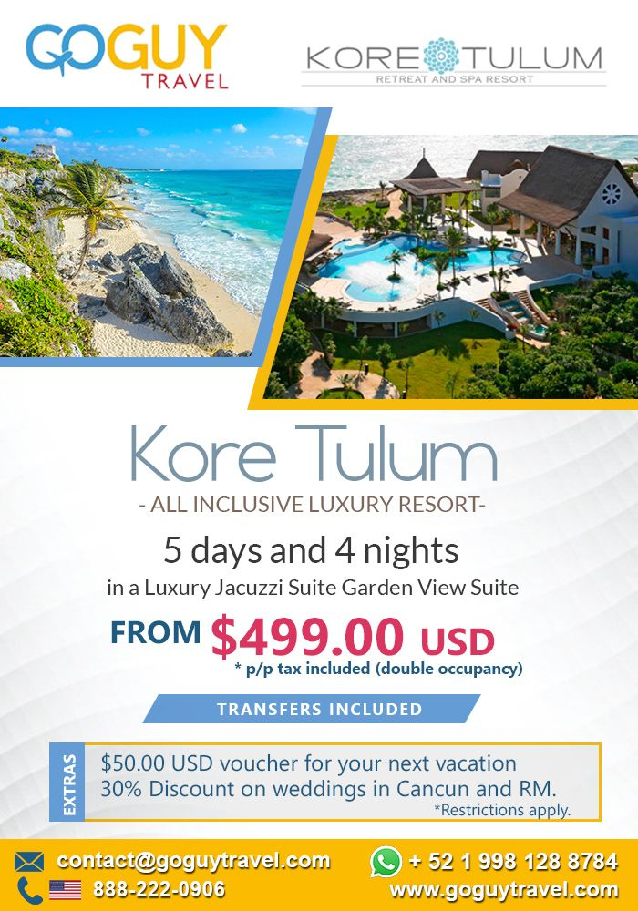 Share A Special Moment With Your Couple Kore Tulum Retreat And Spa Resort Is An Exclusive Hotel Only Tulum Travel Houston Travel Tulum All Inclusive