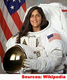 Indian American Sunita Williams has said that space almost feels like home and it is amazing place to be in it. She was interacting with the students at the National Science Centre in the capital. Sunita Williams, who holds the record of the longest spacewalk by a woman astronaut, is right now in Delhi.