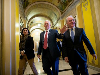 Here's What's In The House-Approved Health Care Bill .                  News          | OPB