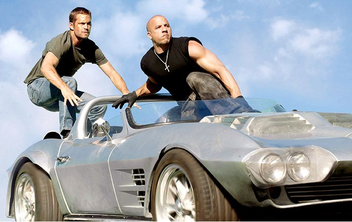 Diesel Power Fast And Furious Fast Furious 5 Fast Five