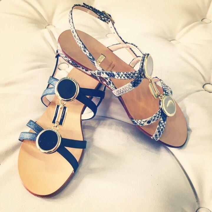 Sandali Flat Albano!! Non rinunciare al glamour scegliendo la comodità!