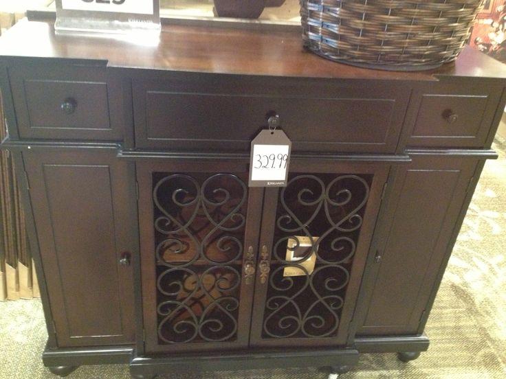 small barliquor cabinet