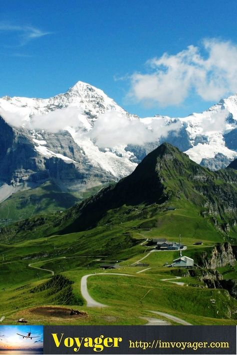 Top of Europe – Jungfraujoch, A Must See in Switzerland