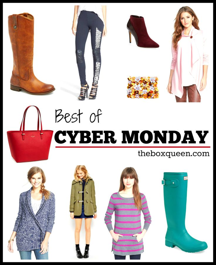 Best of Cyber Monday  Discount Codes for Cyber Monday Sales   The Box Queen #cybermonday