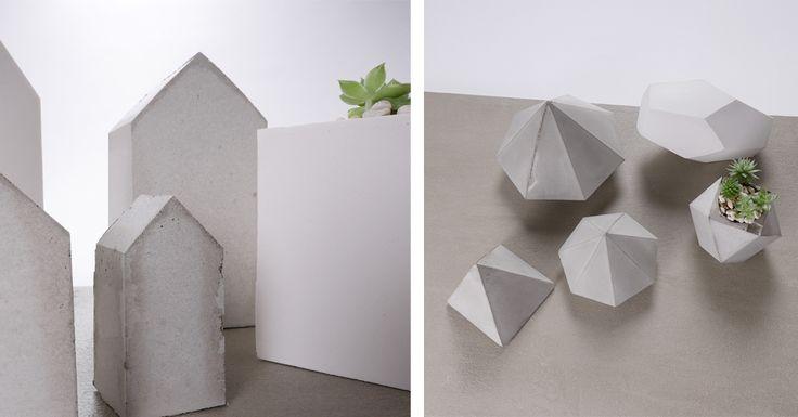 Vikbara gjutformar. Enkla och roliga gjutformar av plast som man enkelt viker ihop till hus, diamanter och geometriska figurer. Nyhet i butiken!