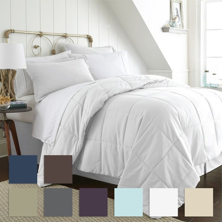 Hotel Quality Entire 8 Piece Bed In A Bag By The Home Collection