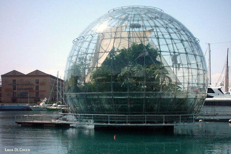 """La """"Bolla"""" di Renzo Piano"""