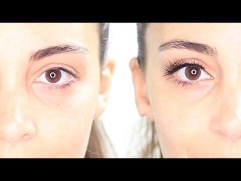 Paupières gonflées tombantes solution Wonderstripes Ardell fake lashes faux-cils tuto vidéo beauté Beauty maquillage Makeup accessoires accessory puffy eyes