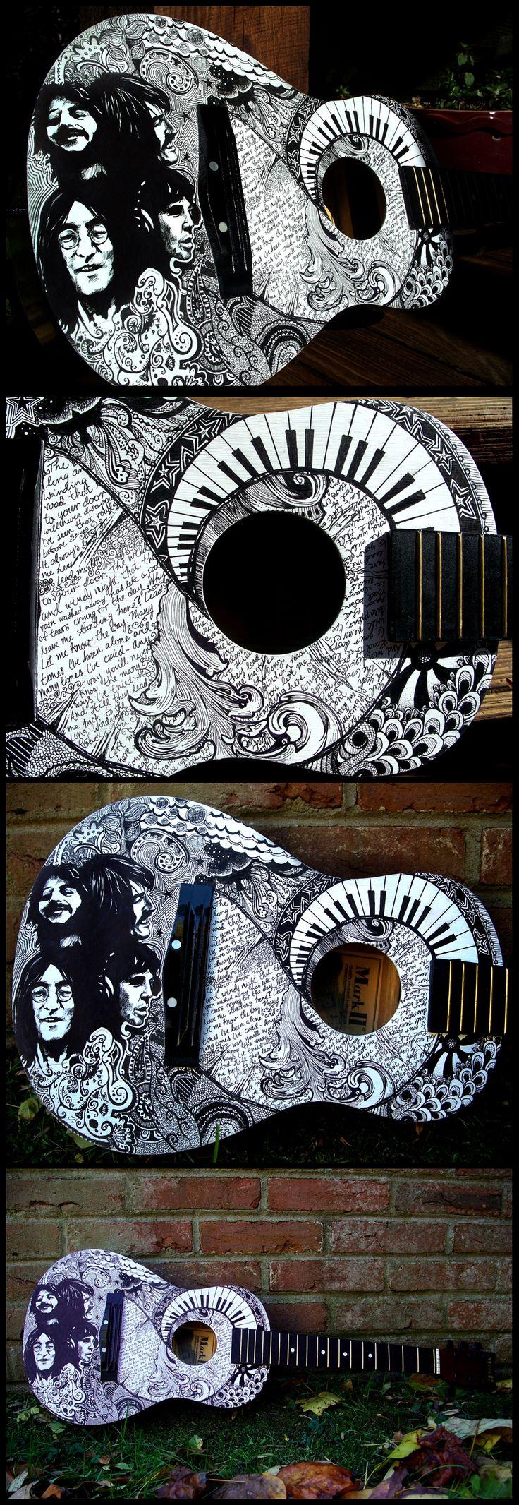 El arte en guitarras - Parte 2..Pero estaba mjor la 1.. - Taringa! Which translates as...