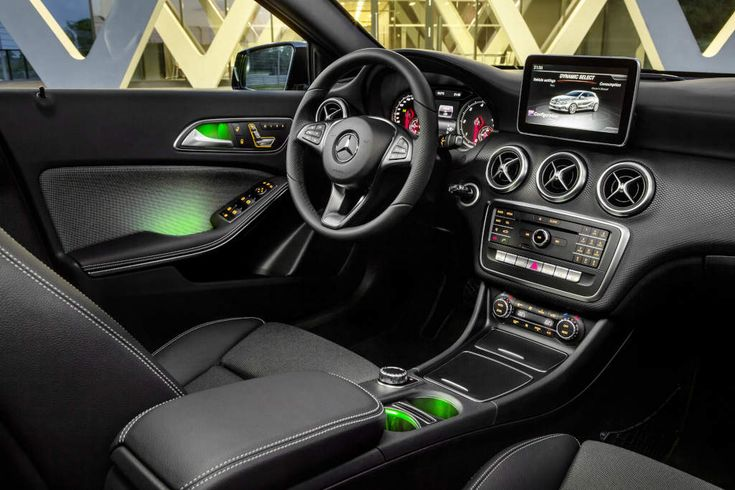The new generation Mercedes A Class