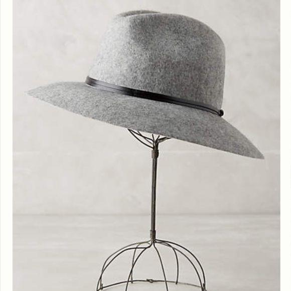 Anthropologie Rancher Hat Never been worn Anthropologie rancher hat Anthropologie Accessories Hats