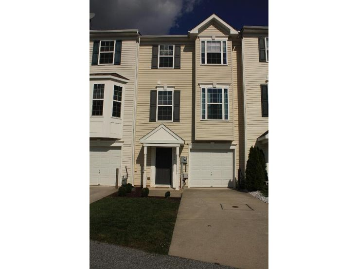 4104 Trabert Court, Dover, PA   Nice townhouse! Move in condition. 3 bed, master bath & walk in. Kitchen island. Huge deck off kitchen to enjoy those cool summer evenings or your morning coffee! 1 car garage. Schedule your private showing today. (717) 733-4777