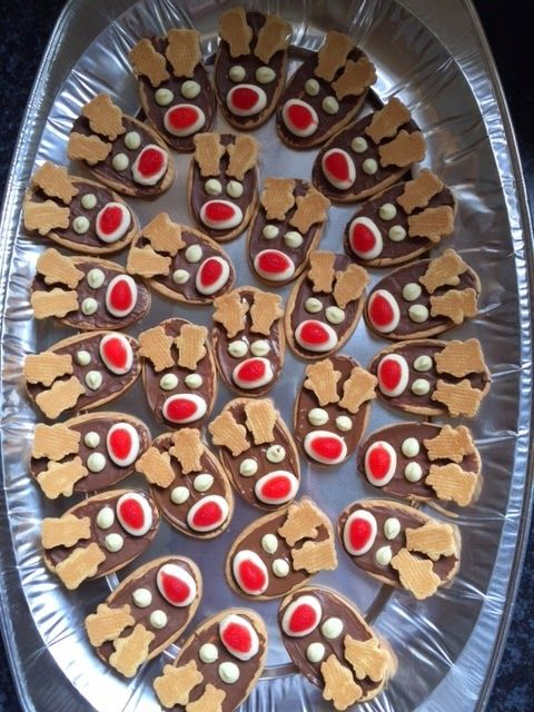X-Mas Party Conversation Starters, what treats to bring to your next event