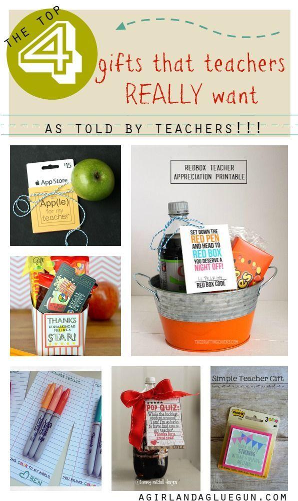 4 gifts that teachers ACTUALLY want (told by teachersRachelle Brancato