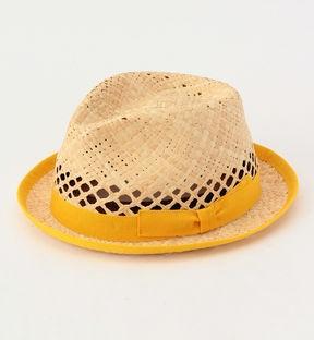 Summer straw hat / ShopStyle: Beams ウィメン SORBATTI / 編リボン HAT
