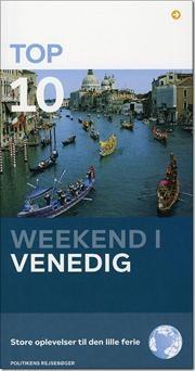 Top 10 Venedig af Gillian Price, ISBN 9788756790987
