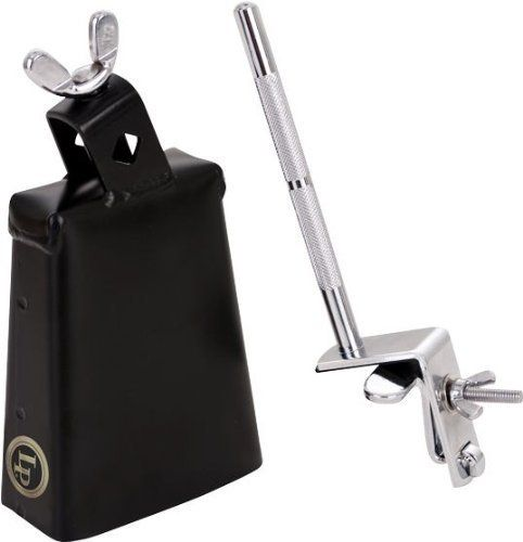 LP NY Cowbell with Gibraltar Mount by LP. $18.59. A classic USA-made LP cowbell plus a rock-solid Gibraltar SC-AM1 mount that attaches to a cymbal or tom stand for top or bottom mounting of up to 2 bells.