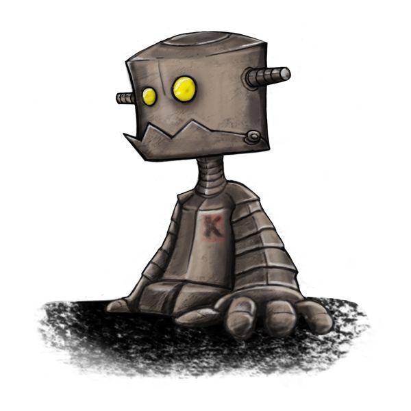 New Free Artwork Baby Bot https://www.kodostudio.com/portfolio/baby-bot-free-artwork/