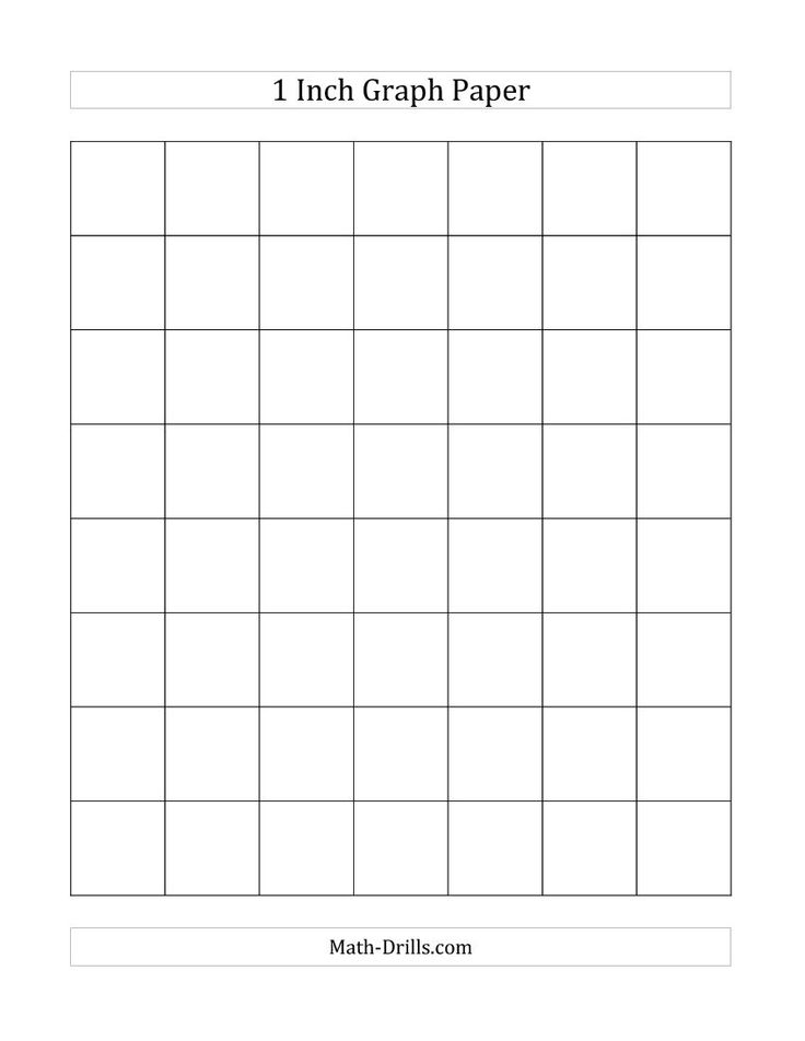 62 best Math in Mrs Primeauu0027s Room images on Pinterest - 1 inch graph paper