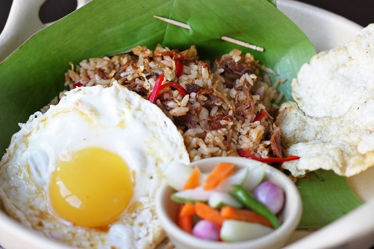 Nasi Goreng Merdeka from15-17 August 2015 start at Rp 15,000net #RI70  For more info please call (+62 21) 2921-5999