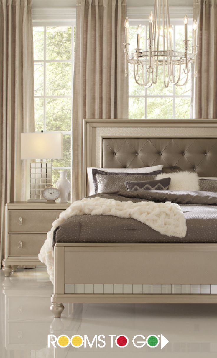 Charming The Chic Sofia Vergara Paris Collection Combines Lavish Design With Smart  Organizational Features And Indulgent Comfort To Create Your Dream Bedroom.