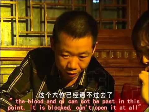 the real Dim Mak (Dian Xue, touch of death, Death-point striking) master-- xie qi ping - YouTube