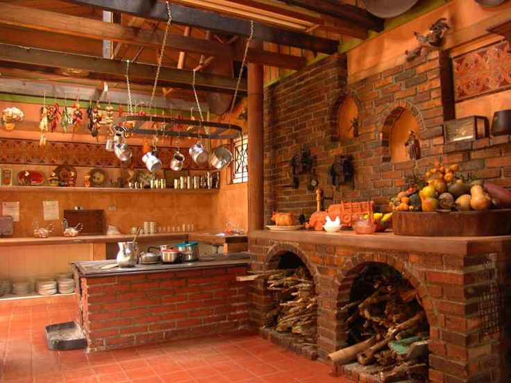783 best estilo mexicano images on pinterest for Cocinas rusticas mexicanas