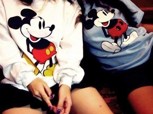 Mickey Fashion
