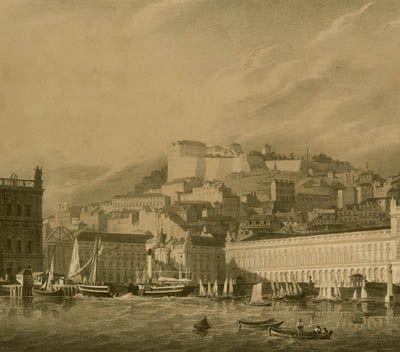 Terreiro do Paço e Castelo de S.Jorge