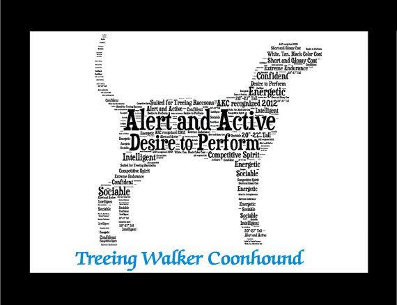 Treeing Walker CoonhoundTreeing Walker Coonhound by PetArtus