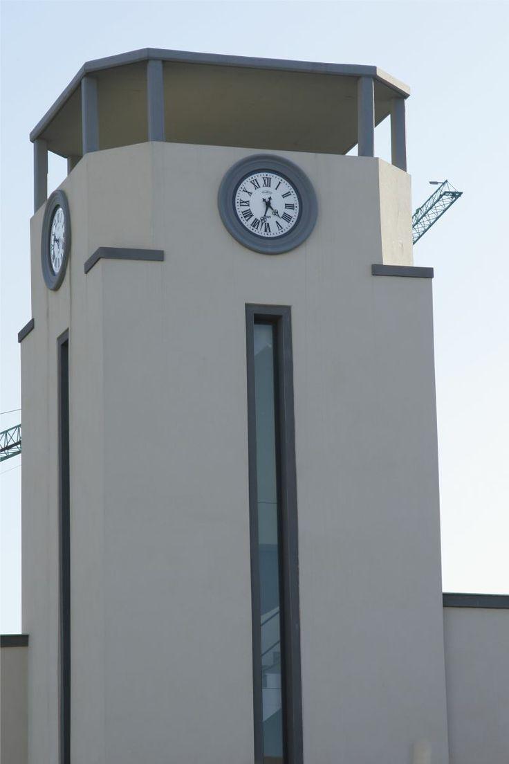 Relojes de torre Universidad de Sevilla