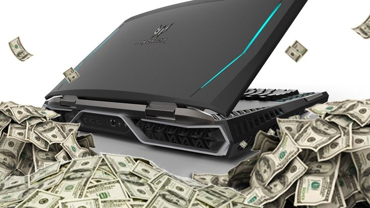 This Insane Gaming Laptop Costs $9000 - Up At Noon - http://gamesitereviews.com/this-insane-gaming-laptop-costs-9000-up-at-noon/