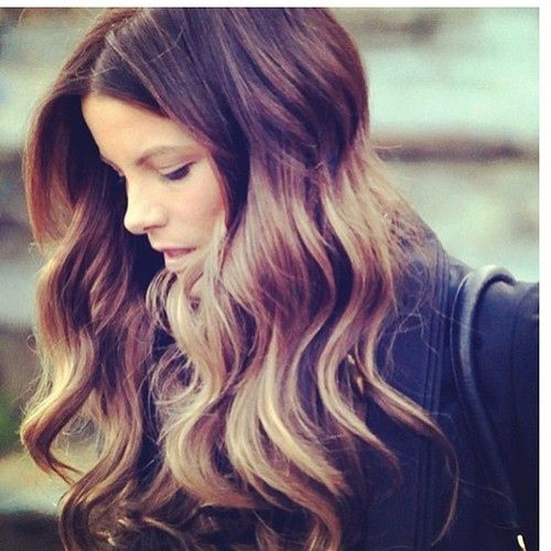 ombre hairstyles for brown hair   Ombre Hair Inspiration photo hannabeth's photos - Buzznet