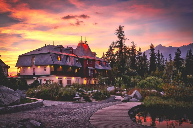The Bay :Hotel Solisko - Strbske Pleso - Vysoke Tatry