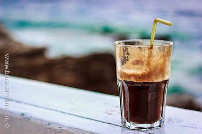 Cafea frappe ~ bucatar maniac
