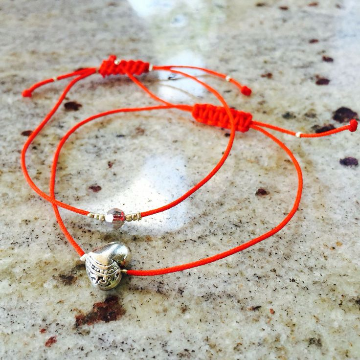 ❤️ LOVE ❤️ Handmade bracelets by Anna Dery
