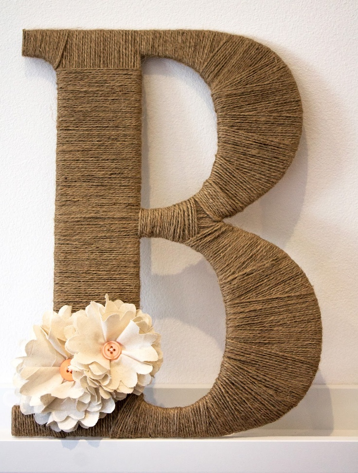 customise any letter of the alphabet to a particular design or colour scheme - Emmily Kalyvas