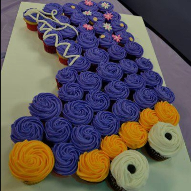 "1000+ Images About Pull Apart Cupcake ""cakes"" On Pinterest"