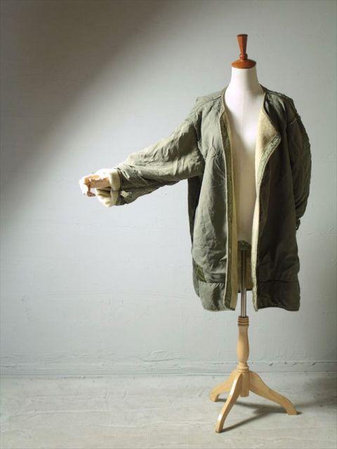 旭川 レディース 古着屋 Little Tree(リトルトリー) 通販ショップ ヴィンテージ アメカジ 古着 / 【Free】50's Vintage U.S.ARMY M-51 ミリタリーフィールドジャケットライナー