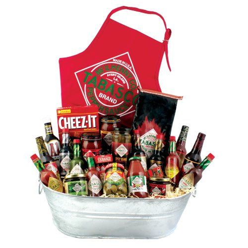 the best unique gift baskets for spicy food fans hot. Black Bedroom Furniture Sets. Home Design Ideas