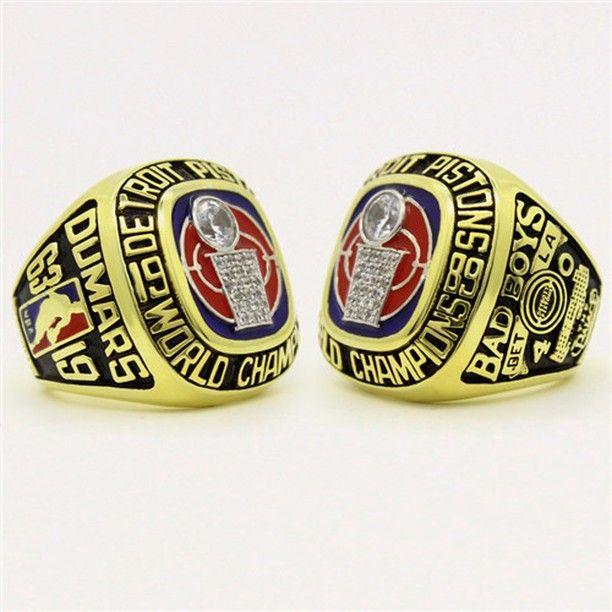 Detroit Pistons 1989 NBA Basketball Championship Ring for Sale Click Bio to Buy #pistons #detroitpistons #pistonsgame #pistonspride #pistonsnation #NBA #basketball #playoffs #nbafinals #nbamemes #nbadraft #nbabasketba #basketballneverstops #basketballgame #basketballislife #basketballseason