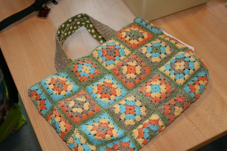 free tutorial granny squares - ook in het nederlands op mijn blog