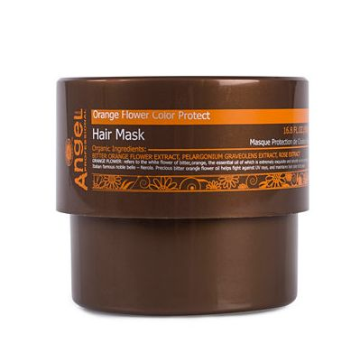 Angel Provence – Orange Flower Color Protect Hair Mask 500g #haircare