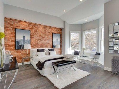 Die besten 25+ Hellgraue wände Ideen auf Pinterest Graue wände - wandgestaltung schlafzimmer effektvolle ideen