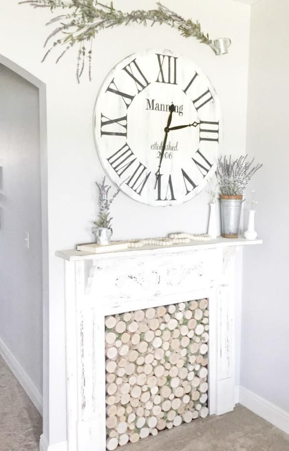Happy weekend friends! Here are a few things that caught my eye online this week. :: This beautiful DIY fireplace from Repurpose and Upcycle featuring our large