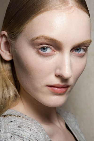 Allude at Paris Fall 2015. http://votetrends.com/polls/369/share #makeup #beauty #runway #backstage
