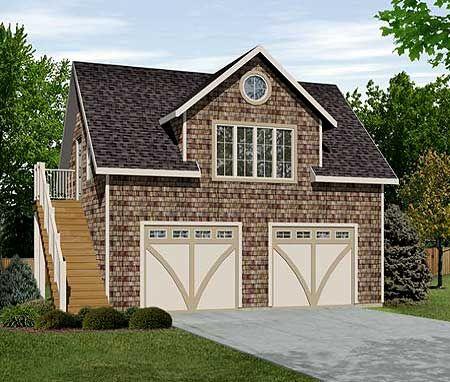Plan 22115sl Flexible Garage Apartment In 2019 Garden Loft Plans With